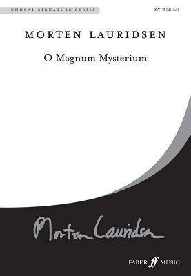 O Magnum Mysterium: Satb (Divisi) -
