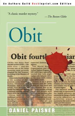 Obit - Paisner, Daniel