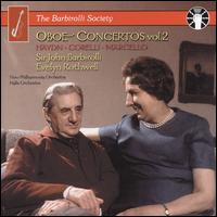 Oboe Concertos, Vol. 2 - Dennis Nesbitt (viola da gamba); Evelyn Rothwell (oboe); Valda Aveling (harpsichord); John Barbirolli (conductor)
