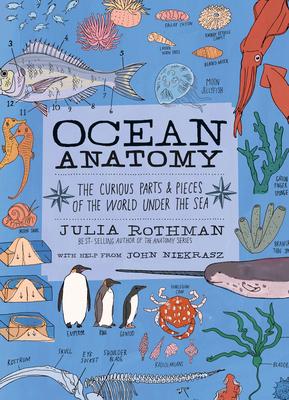 Ocean Anatomy: The Curious Parts & Pieces of the World Under the Sea - Rothman, Julia, and Niekrasz, John