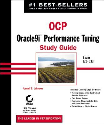 Ocp: Oracle9i Performance Tuning Study Guide - Johnson, Joseph C