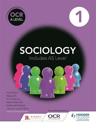 OCR Sociology for A Level Book 1 - Brisbane, Sue, and Roberts, Katherine, and Taylor, Paul
