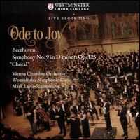 """Ode to Joy: Beethoven - Symphony No. 9 in D minor, Op. 125 """"Choral"""" - Ah Young Hong (soprano); Leah Wool (mezzo-soprano); Mark S. Doss (bass baritone); William Burden (tenor);..."""