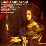Odes to Saint Cecilia