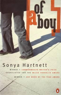 Of A Boy - Hartnett, Sonya