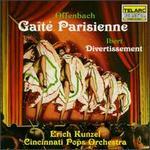 Offenbach: Gaîté Parisienne; Ibert: Divertissement
