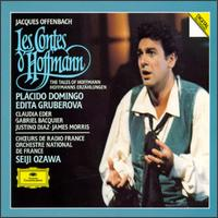 Offenbach: Les Contes d'Hoffmann - Andreas Schmidt (vocals); Christa Ludwig (vocals); Claudia Eder (vocals); Edita Gruberová (vocals);...