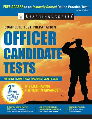 Officer Candidate Tests - Learning Express