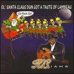 Ol' Santa Claus Dun Got a Taste of Lambeau