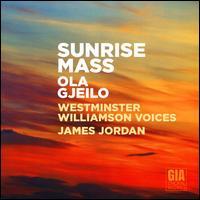 Ola Gjeilo: Sunrise mass - Alex Meakem (soprano); Alex Meakem (vocals); Blake Espy (violin); Camille Watson (vocals); Danielle Verguldi (vocals);...