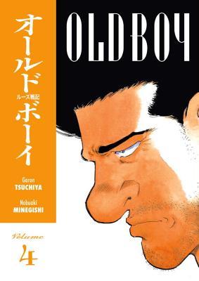 Old Boy: Volume 4 - Tsuchiya, Garon