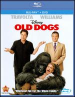 Old Dogs [2 Discs] [Blu-ray/DVD] - Walt Becker
