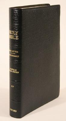 Old Scofield Study Bible-KJV-Classic - Oxford University Press (Creator)