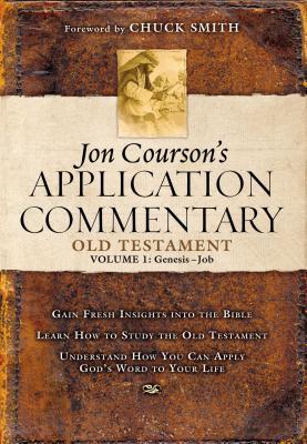 Old Testament Volume 1: Genesis-Job - Courson, Jon