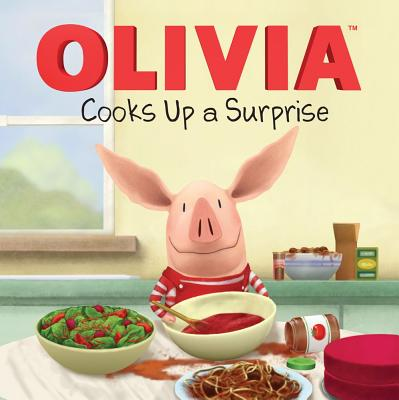 Olivia Cooks Up a Surprise - Sollinger, Emily (Adapted by)