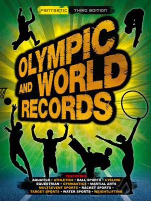Olympic and World Records - Radnedge, Keir