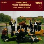 Omnibus Wind Ensemble: From Mozart to Zappa