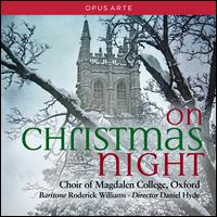 On Christmas Night - Alexander Berry (organ); Anna Lapwood (organ); Benjamin Castella-McDonald (vocals); Casper Barrie (vocals);...