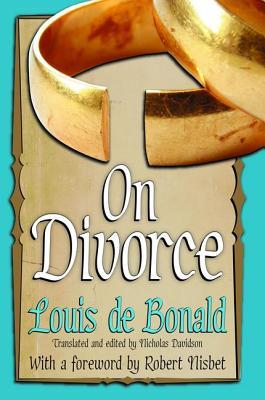 On Divorce - de Bonald, Louis