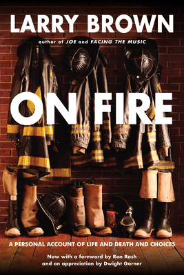 On Fire - Brown, Larry