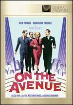 On the Avenue - Roy Del Ruth