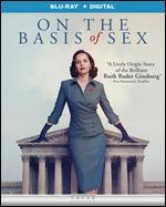 On the Basis of Sex [Includes Digital Copy] [Blu-ray]