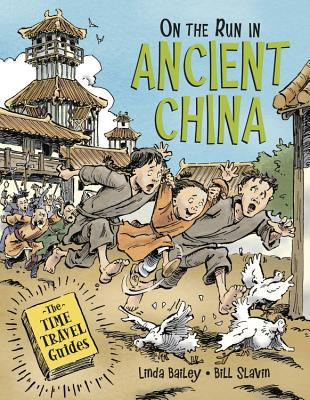On the Run in Ancient China - Bailey, Linda