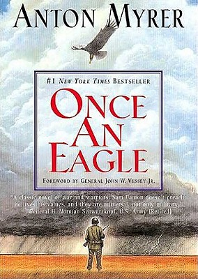 Once an Eagle - Myrer, Anton, and Gardner, Grover, Professor (Read by)