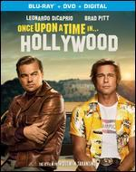 Once Upon a Time in Hollywood [Includes Digital Copy] [Blu-ray/DVD]