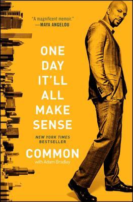 One Day It'll All Make Sense - Common, (mu, and Bradley, Adam