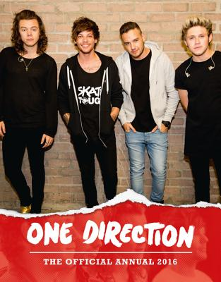 One Direction: The Official Annual 2016 - One Direction