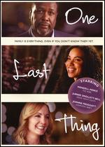 One Last Thing - Tim Rouhana