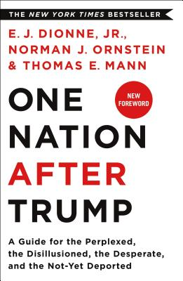 One Nation After Trump: A Guide for the Perplexed, the Disillusioned, the Desperate, and the Not-Yet Deported - Dionne, E J, Jr., and Ornstein, Norman J, and Mann, Thomas E