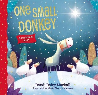One Small Donkey - Mackall, Dandi Daley