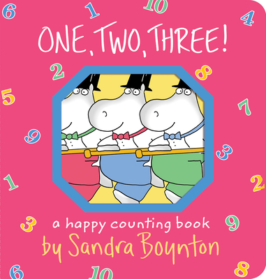 One, Two, Three! - Boynton, Sandra