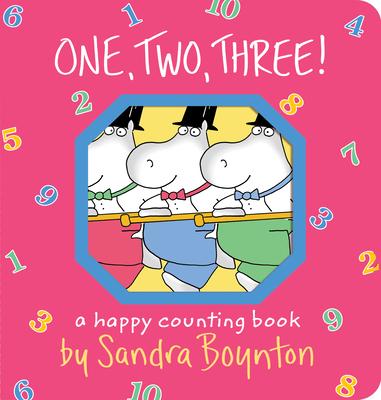 One, Two, Three! - Boynton, Sandra