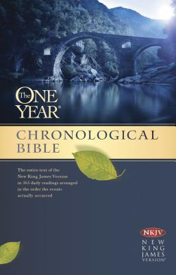 One Year Chronological Bible-NKJV - Tyndale (Creator)