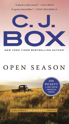 Open Season - Box, C J