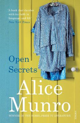 Open Secrets - Munro, Alice