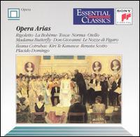 Opera Arias - Ileana Cotrubas (soprano); Ingvar Wixell (baritone); Kiri Te Kanawa (soprano); Plácido Domingo (tenor);...