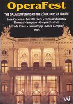 OperaFest: The Gala Reopening of the Zürich Opera House