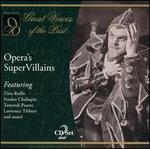 Opera's SuperVillains