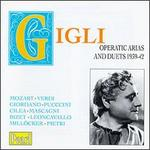 Operatic Arias and Duets 1939-1942