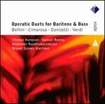 Operatic Duets for Baritone & Bass