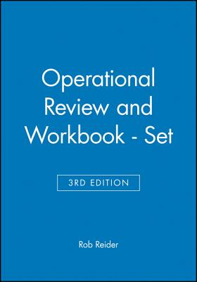Operational Review 3e and Workbook - Set - Reider, Rob