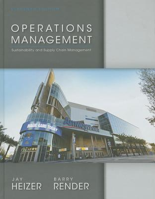 Operations Management - Heizer, Jay, and Render, Barry M.