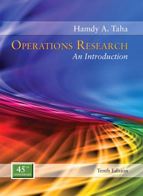Operations Research: An Introduction - Taha, Hamdy A