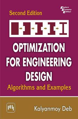 Optimization for Engineering Design - Algorithms and Examples - Deb, Kalyanmoy