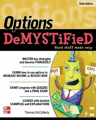 Options Demystified - McCafferty, Thomas A
