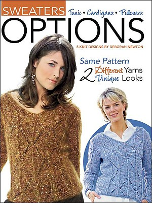 Options Sweaters - Leisure Arts (Creator)
